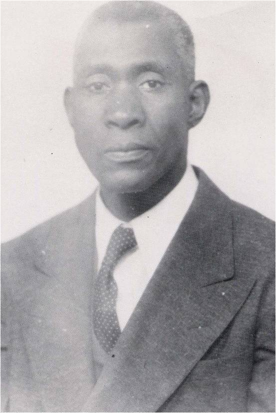 Rev. Allen Gorgon Thompson